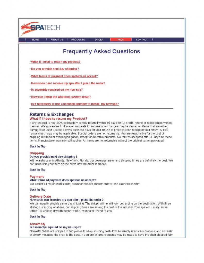 SpaTech_FAQ_Page_1