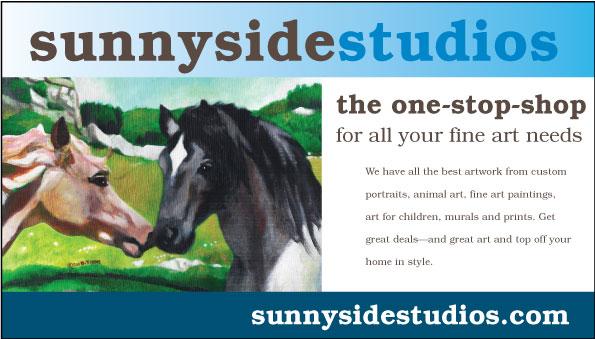 sunnyside studios marketing ad