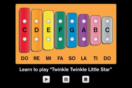 Music Training Interface