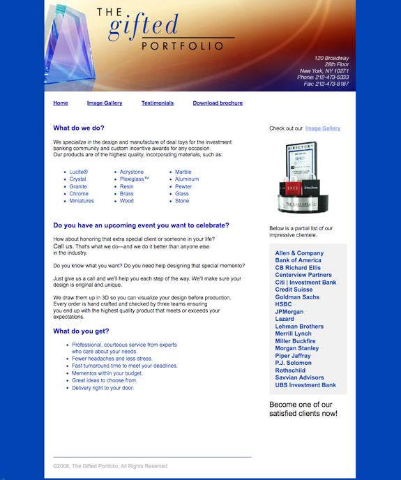 Deal Toy website